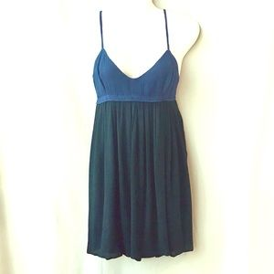 Urban Outfitters Color Block Bra Top Dress Small